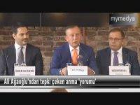 Ali Ağaoğlu'nun Millet Fakir Karanfil Bırakıyor Ben Gül Bıraktım ve Ortanca Hanım Lafı