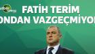 Fatih Terim Ozan Tufan'dan Vazgeçemiyor