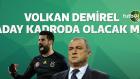 Fatih Terim Volkan Demirel'i Euro 2016 Kadrosuna Alacak Mı?