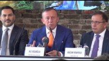 İşadamı Ali Ağaoğlu: Millet Fakir Tabii Karanfil Bırakıyor, Ben Gül Bıraktım