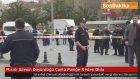 İstanbul - Mısırlı Ailenin Düşürdüğü Çanta Paniğe Neden Oldu