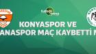 Torku Konyaspor Ve Adanspor 2016 Yılında Maç Kaybetti Mi?