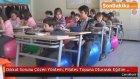 Çanakkale'de  Dikkat Sorunu Çözen Yöntem: Pilates Topuna Oturarak Eğitim Görüyorlar