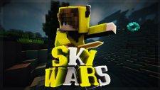 Hackerlar Beni Çıldırttı ! (Minecraft : Sky Wars #21)