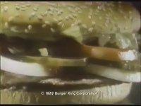 Meg Ryan - Burger King Reklamı (1982)