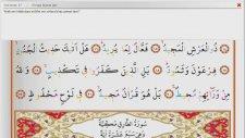 Saad Al Ghamidi - 86 - Ok Takipli Tarık Suresi ve Meali  720p
