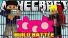 HAPİSHANE & ÇİÇEK - Build Battle - Minecraft Yapı Savaşları