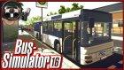"Logitech G27 ile Bus Simulator 2016 // ""Mustang"" Otobüs Aldım #2"