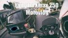 Motovlog/Yamaha X Max 250 abs/ilk İstanbul trafiği