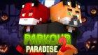 Parkour Paradıse 2 - Minecraft: Haritaları