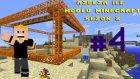 AzeLZa ile Modlu Minecraft Sezon2 Bölüm4 - Vallaha Diamond!1!!!!