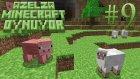 Azelza Minecraft Oynuyor Bölüm 9 - Zaa Xd - Azelzagaming
