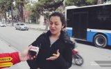 Evde Yalnızken Ne Yaparsınız  Sokak Röportajı