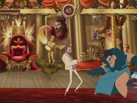 Adnan Oktar vs Bülent Ersoy - Dövüş Animasyon