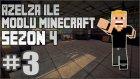 Azelza İle Modlu Minecraft Sezon4 Bölüm3 - Sapık!- Azelza Gaming