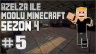 Azelza İle Modlu Minecraft Sezon4 Bölüm5 - Yetmiş Üç Mü?!- Azelza Gaming
