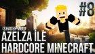 Azelza İle Ultra Grafik Minecraft Hardcore Bölüm 8-Kardan Adamlar!