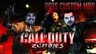 Call Of Duty:world At War Zombies - Rats! (Epıc Custom Map , Epıc Faıl)