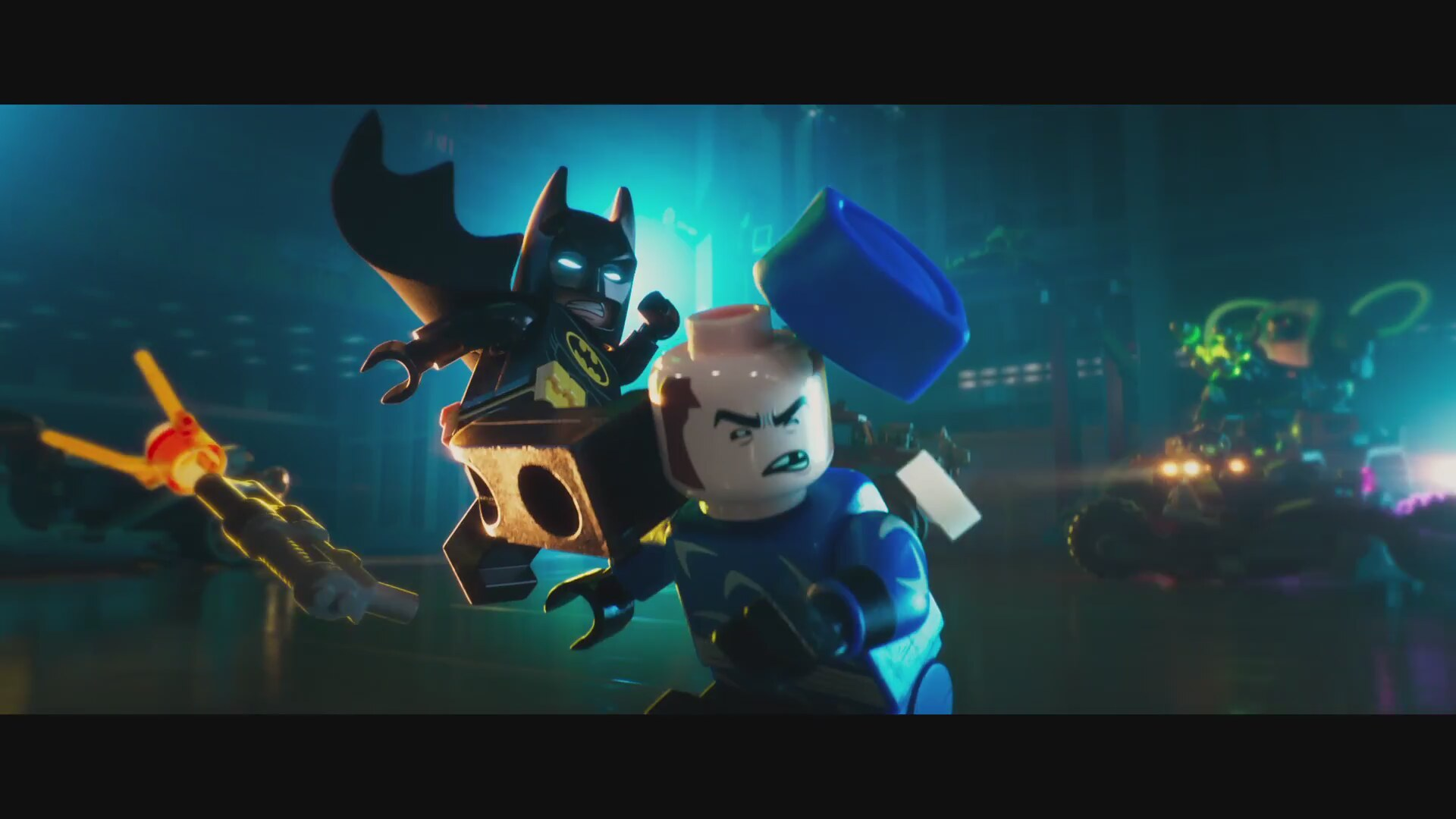 Лего Фильм Бэтмен 2017  отзывы о фильме