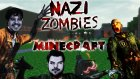 [TR]Call of Duty:World at War Zombies - Minecraft Map?!?!?!!!- Azelza Gaming