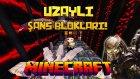 Uzaylılar Vs Ahmet Aga! - Minecraft Uzaylı Şans Blokları! -Ahmet Aga