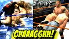 Wwe 2k14 | 5.hikaye | John Cena 300 Kg Kaldirdi - 2li Signature | 1.bölüm | Ps3