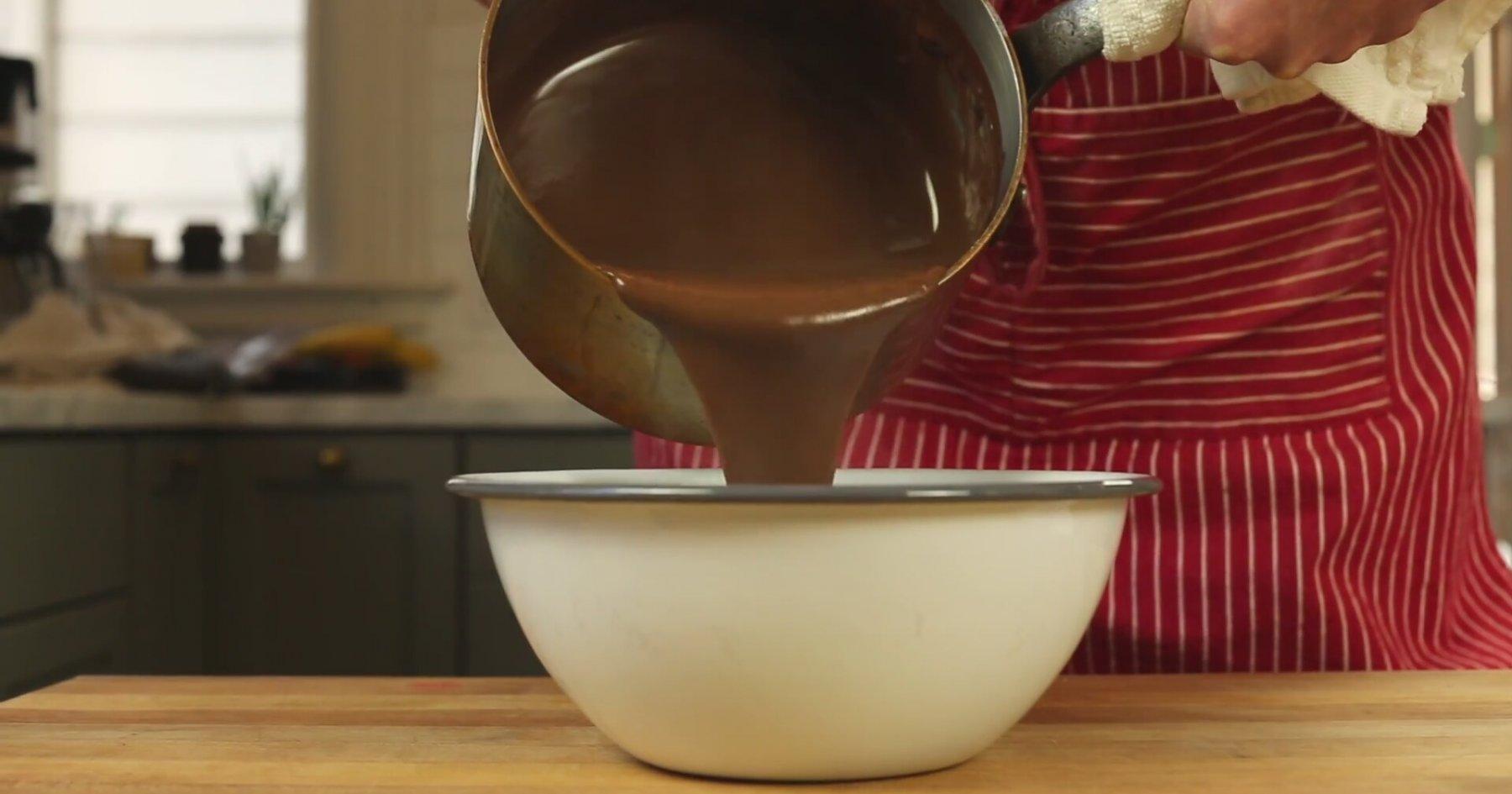 Boozy Chocolate Pudding - Liquor.com | İzlesene.com