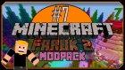 Gökdelen Yapımı! | Minecraft - Faruk 2 Modpack-Bölüm #7