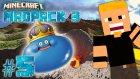 KRAL VE KRALİÇE! | Minecraft: MADPACK 3 - #5- Azelza Gaming