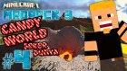 Şekerden Oluşan Dünya! | Minecraft: MADPACK 3 - #4- Azelza Gaming