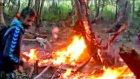 Yangın Şoku Ünlüler Adasında! Korku Dolu Anlar... (Survivor 2016 - 25 Mart Cuma)