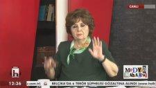 Ayşenur Arslan Başörtülü Kızlardan Rahatsız Oldu (Medya Mahallesi)