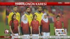 Ayşenur Arslan'dan Başörtülü Mülteci Çocuk Tepkisi!