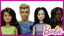 Barbie Fashionistas Bebekleri Oyuncak Tanıtımı 2 | Barbie izle | EvcilikTV