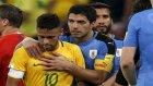 Brezilya İle Uruguay Yenişemedi!