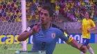 Brezilya - Uruguay 2-2 Maç Özeti