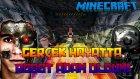 GERÇEK HAYATTA ROBOT ADAM OLDUM! - Minecraft TERMİNATÖR ŞANS BLOKLARI!