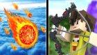 Minecraft: Meteor Fırlatan Yay !