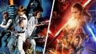 Star Wars Filmleri Arasındaki Benzerliklerinin Karşılaştırılması