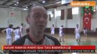Suriyeli Hakemin Hedefi Spor Toto Basketbol Ligi -Samer Tifeour