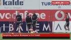 Beşiktaş, Çaykur Rizespor'u 3-0 Yendi