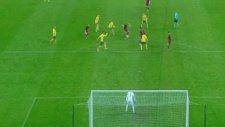 Fedor Smolov'un Litvanya'ya Attığı Gol