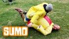 Cezalı Sumo Güreşi Yaptık