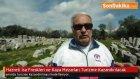 Hazreti İsa Freskleri ve Kaya Mezarları Turizme Kazandırılacak