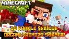 Minecraft'ta 10 FARKLI ŞEKİLDE ORGANLARIMIZI SÖKMEK!