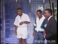 Muhammed Ali - Mike Tyson 1989