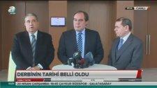 Galatasaray Fenerbahçe Derbisinin Tarihi Belli Oldu