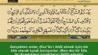 İshak Danış Ok Takipli Kur`an-ı Kerim Meali 30. Cüz