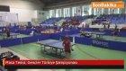 Masa Tenisi -Gençler Türkiye Şampiyonası