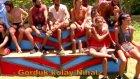 Oyun Sırasında Nihal ve Serkay Hayli Gerildi! (Survivor 2016 - 27 Mart Pazar)